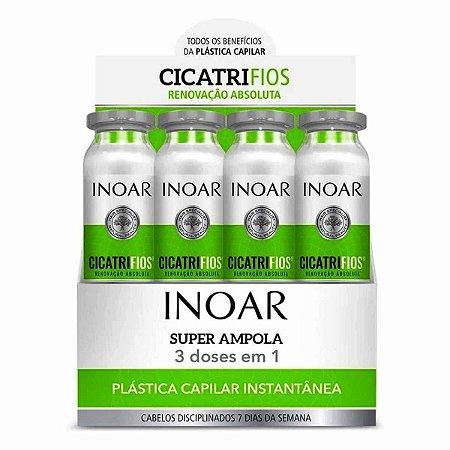 Cicatrifios Super Ampola (3 doses em 1) 12x45ml - Inoar