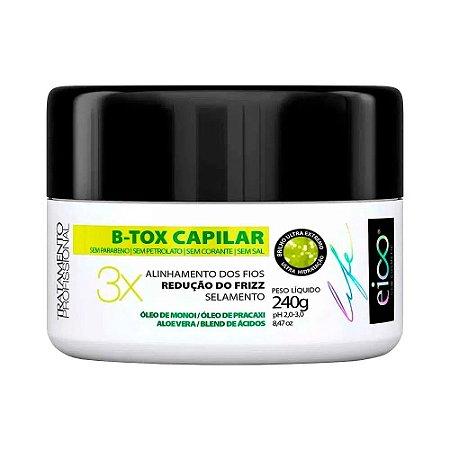Eico Life B-Tox Capilar - Creme Defrisante 240g