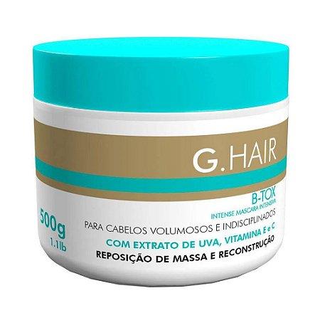 Máscara de Tratamento G.Hair B-Tox - 500g