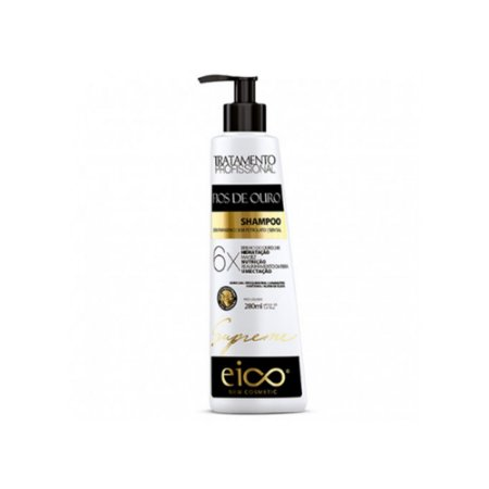 Eico Supreme Fios de Ouro Shampoo 280ml