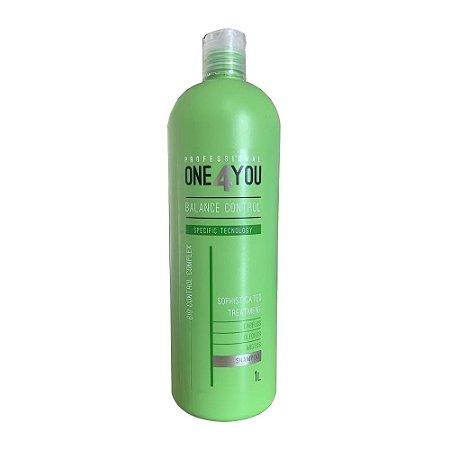 One4You Shampoo Balance Control Specic Tecnology 1L