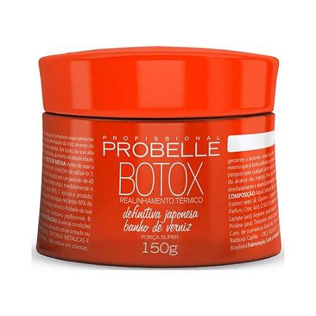Mini Botox Definitiva Japonesa Verniz 150g Probelle