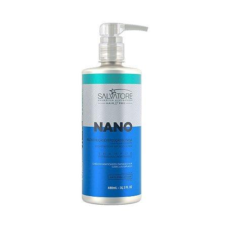 Shampoo Salvatore Nano Reconstrutor 480ml