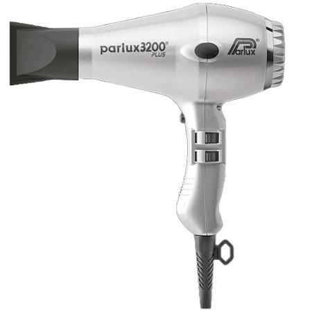Secador Profissional Parlux 3200 Plus - Prata - 220v