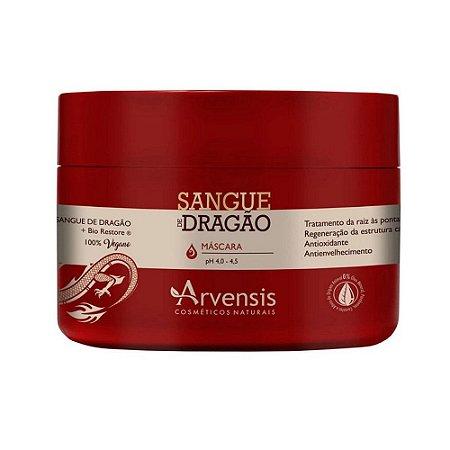 Arvensis Máscara Vegana Sangue De Dragão  250g
