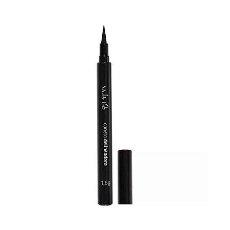 Caneta Delineadora Vult Carbon Black 1,6g