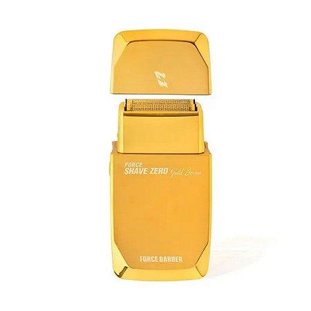 Máquina De Acabamento Force Shave Zero - Gold Séries Bivolt