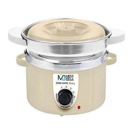 Panela Termocera Junior Mega Bell Bege- 900g c/ refil