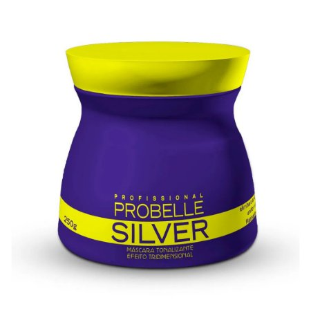 Probelle Silver Máscara Matizadora 250g