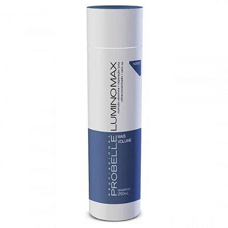 Probelle Shampoo Lumino Max Mais Volume 250ml