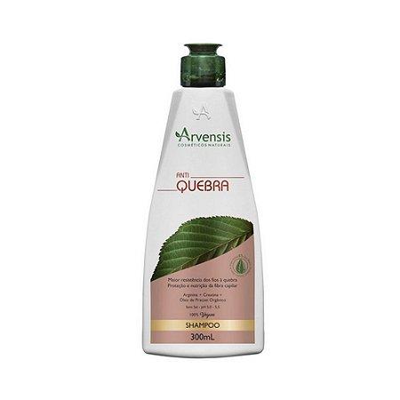 Shampoo Arvensis Vegano Anti Quebra 300Ml