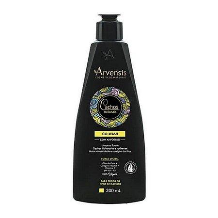 Co-Wash Arvensis Com Anfótero Cachos Naturais 300Ml