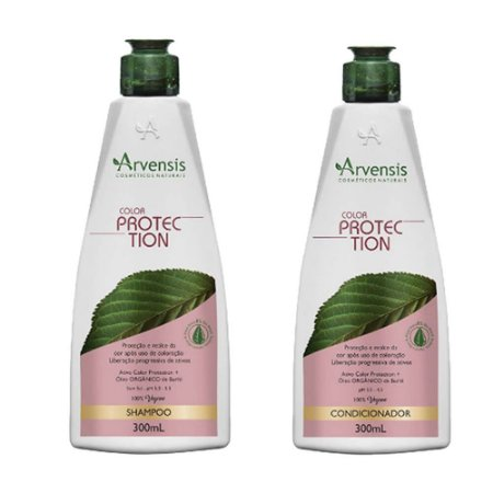 Kit Arvensis Color Protection Vegano (Sh+Cond)