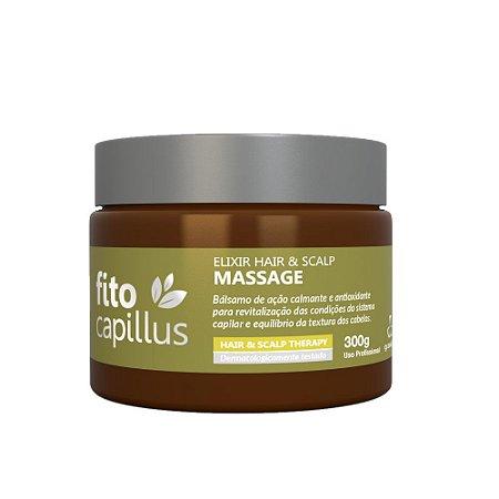 Grandha Fito Capillus Herbal Elixir Hair&Scalp Massage 300g