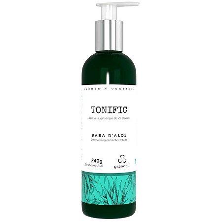 Tonific Baba D'Aloe 240g Fortalecedor - Grandha
