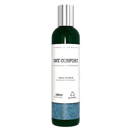 Dry Confort Shampoo 300ml Anti Oleosidade - Grandha