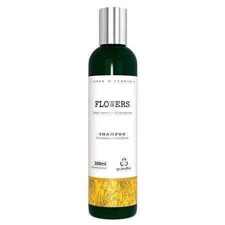 Grandha Shampoo Flowers & Vegetais 300ml