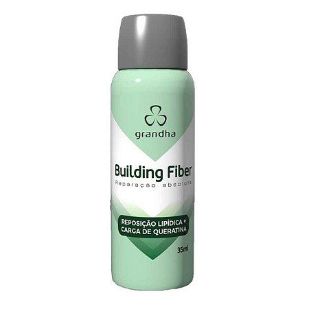 Building Fiber 35ml Reposição Lipidica Keratina - Grandha
