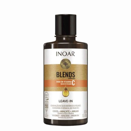 Blends Collection Oil Vitamina C Leave-in 300ml - Inoar