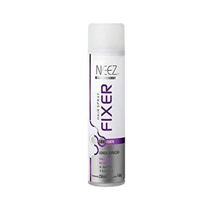 Neez Hair Spray Professional Fixação Forte 250ml