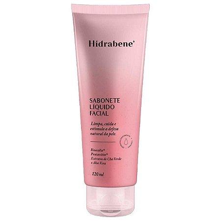 Sabonete Líquido Facial Dahuer 120ml - Hidrabene