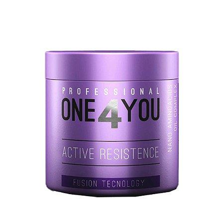 One4you Mascara Active Resistence 500g