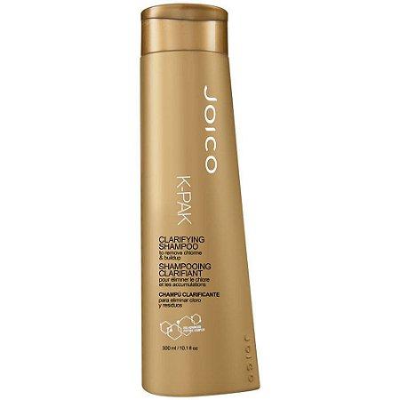 Joico K-PAK Clarifying - Shampoo Antirresíduo 300ml