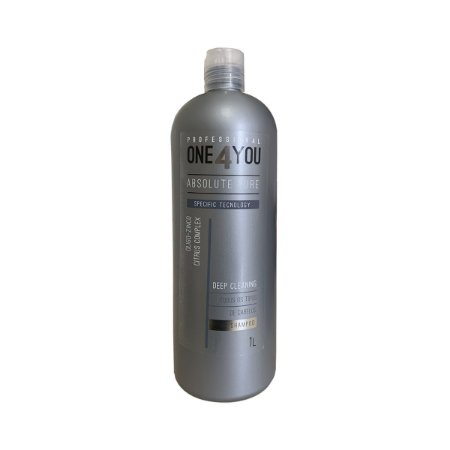 One4you Shampoo Absolute Pure Specifc Tecnology 1000ml