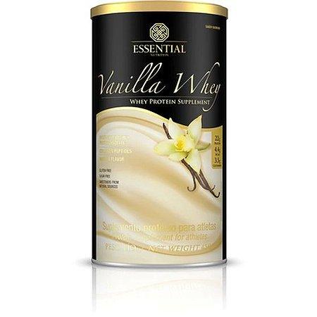 Vanilla Whey 450g - Essential Nutrition