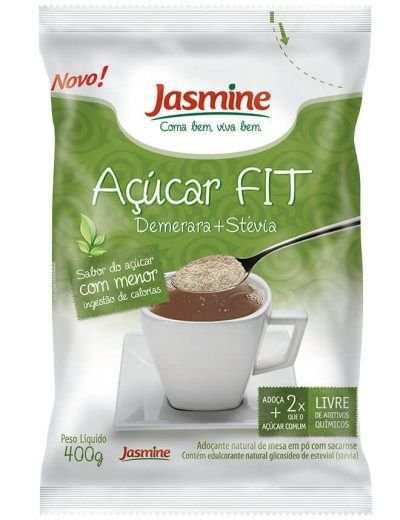 Açúcar Fit Jasmine 400g