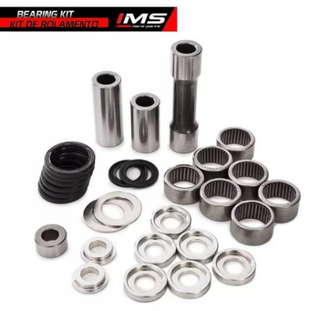 KIT ROLAMENTO DE LINK WRF/YZF 250 05 WRF/YZF 450 05 IMS POWER MX
