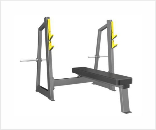 Olympic Flat Bench - Konnen Fitness