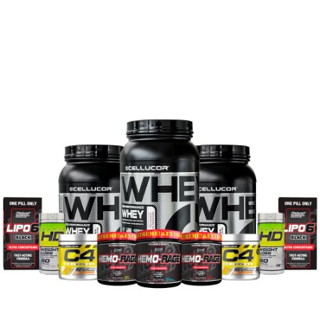 Combo NUTREX / CELLUCOR