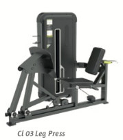 Leg Press - Wellness