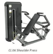 Shoulder Press - Wellness