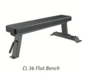 Flat Bench - Wellness