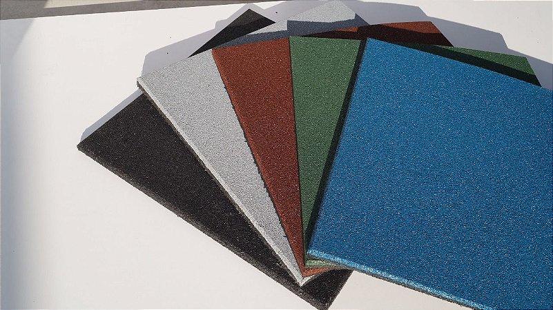 ECO²PLAY - 50x50x15mm - AZUL (valor por m²)