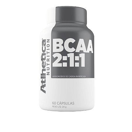 BCAA 2:1:1 60 CAPS