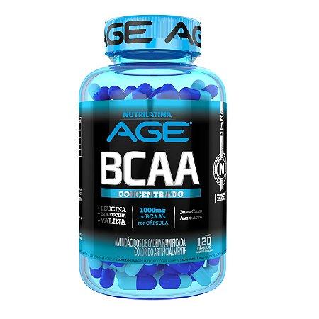 BCAA 1G 120 CAPS CONCENTRADO