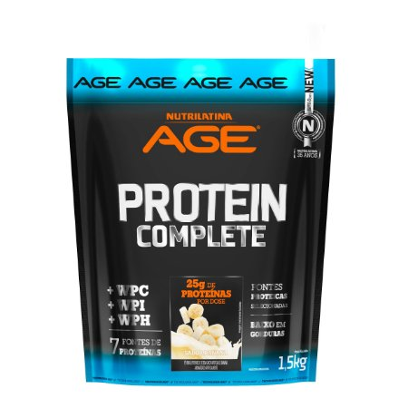 PROTEIN COMPLETE 1,5KG BANANA