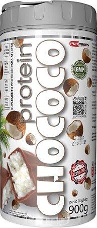 CHOCOCO PROTEIN 900G CHOCOLATE C/ COCO