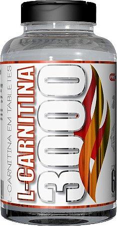 L-CARNITINA 3000 60 TABS