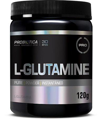 L-GLUTAMINE POWDER 120GR