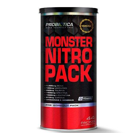 MONSTER NITRO NO2 44 PACKS
