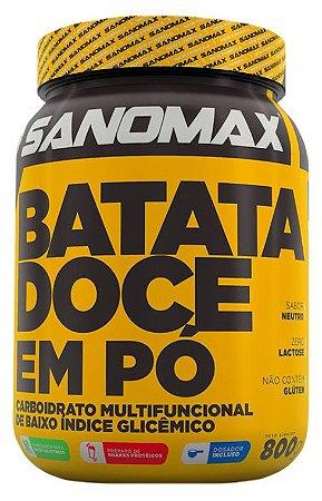 BATATA DOCE 800GR PURA