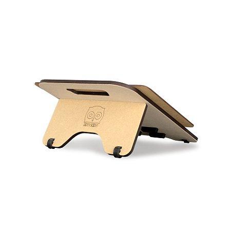 Flip Draw A5 Mocho - prancheta de desenho portátil inclinável giratória