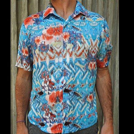 Camisa Blue Jungle Dogsz