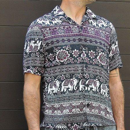 Camisa India Elephant Dogsz