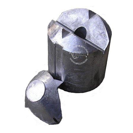 Cápsula para Proteção Radiológica de Material Radioativo
