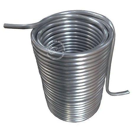 Serpentina de Chumbo para Resfriamento Tanques